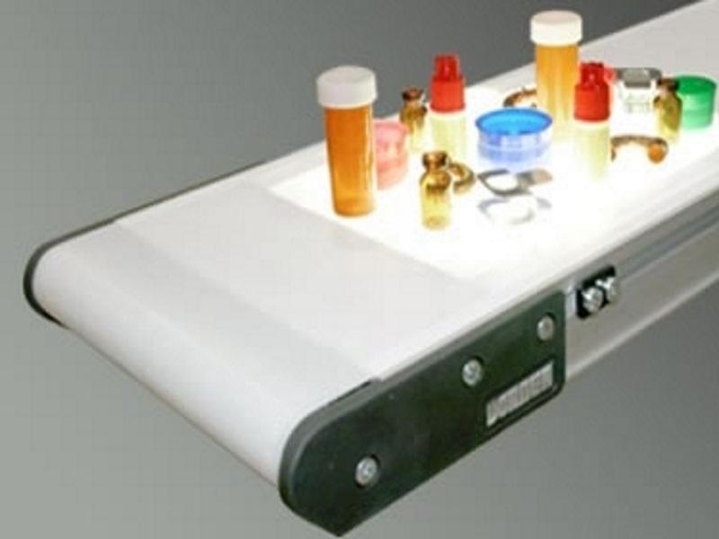 Backlit Vision System Conveyors