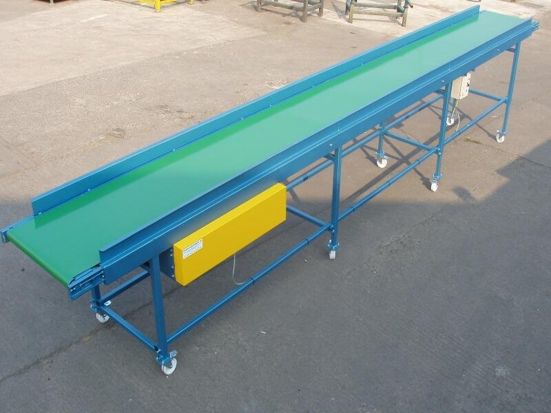 Type 80s Heavy Steel Conveyor Belt