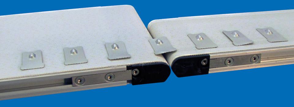 1100 Series Belt Conveyor