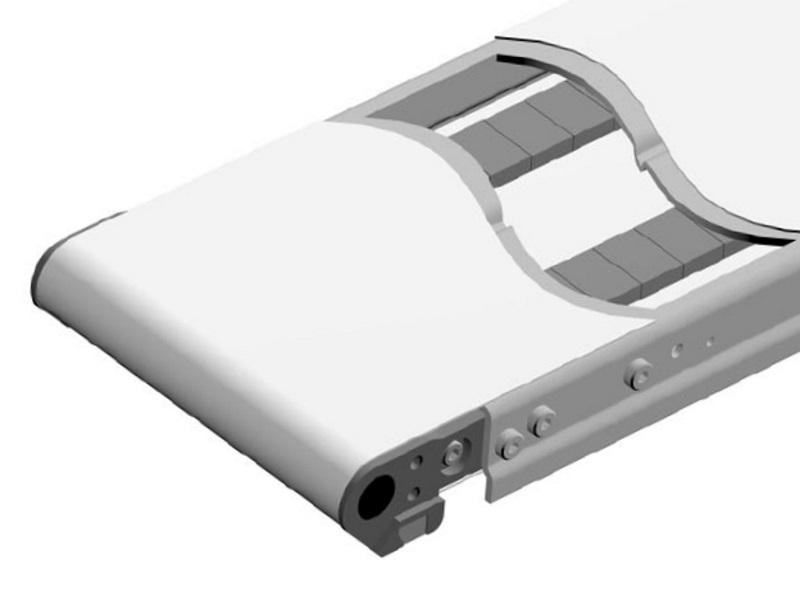 Magnetic Conveyor Belt System