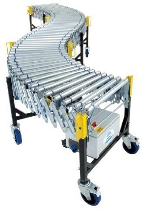 Flexible Powered Roller Conveyors