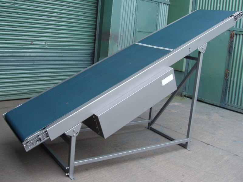 PVC & PU Belted Incline