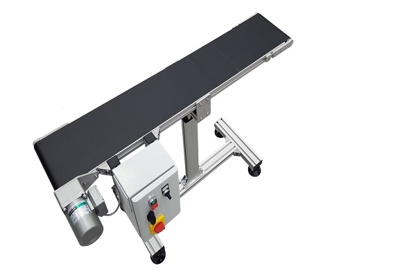 Type40 Aluminium Framed Conveyor Belt