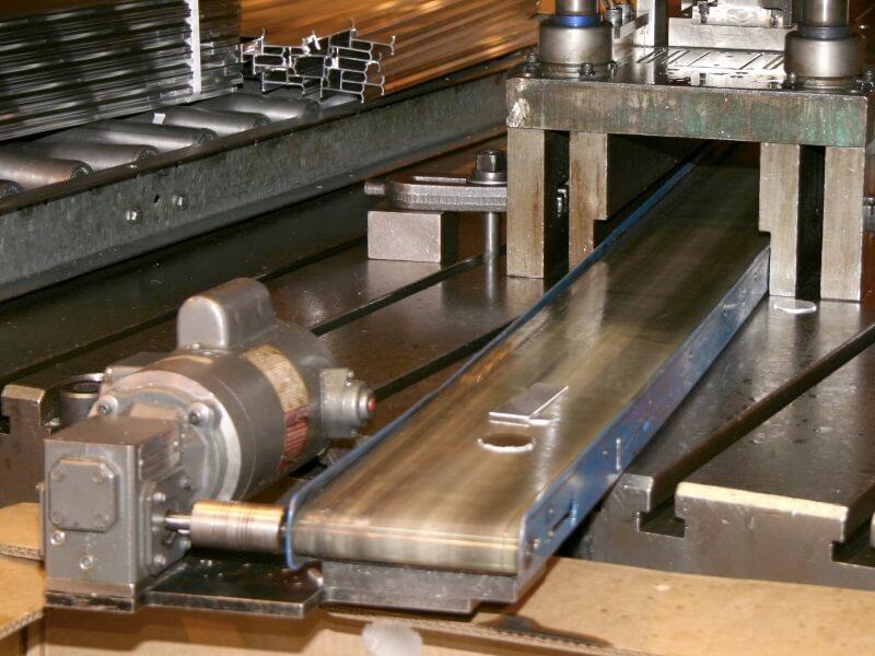 4100 Series Press Tool Conveyor Belt