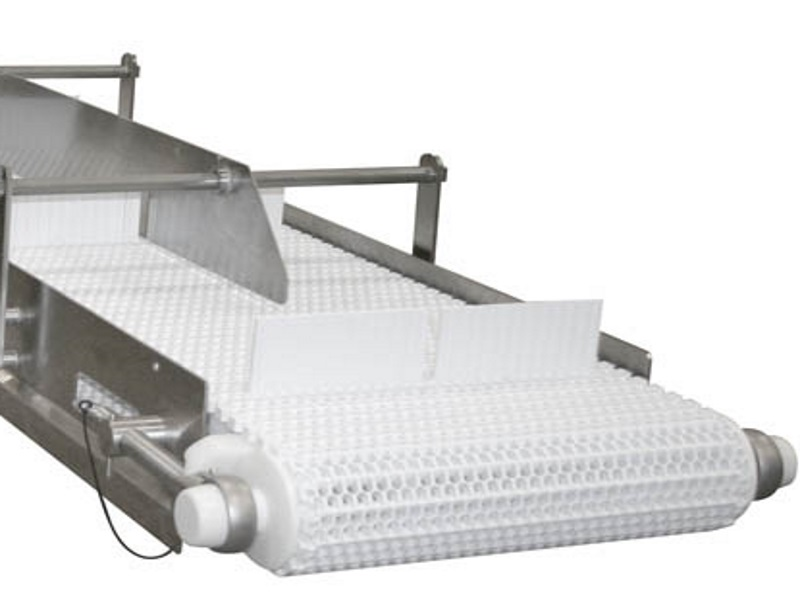 Stainless Modular Belt Conveyors