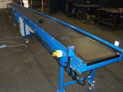 Type 80s Heavy Steel Conveyor Belt