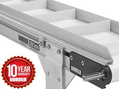 Dorner Conveyors 10 Year Warranty