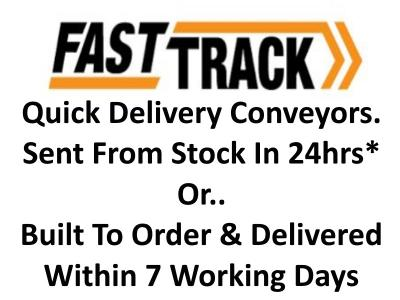 Quick Delivery Conveyors