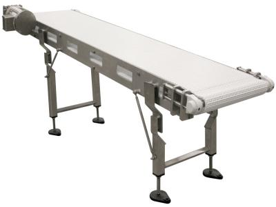 Stainless PVC/PU Belt Conveyors