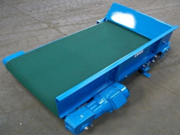 Type80 Heavy Duty Conveyor Belt Systems