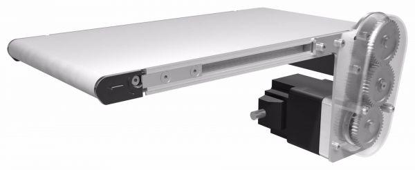 1100 Series End-Drive Belt Conveyor System