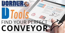 Dorner Tools Find Your Perfect Conveyor - Click Here