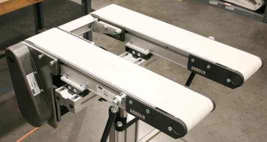 Multi-lane gang drive conveyor system