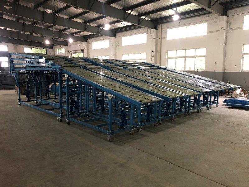 Vehicle Unloading Conveyor
