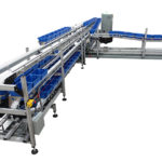 FlexMove Slat Conveyors for Tote Handling