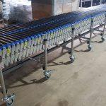 Flexible Expanding Conveyors.