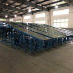 Gravity Vehicle Unloading Conveyor Systems